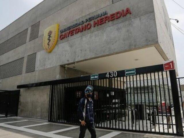 Sinopharm: Universidad Cayetano sancionó a Germán Málaga y otros responsables del estudio clínico