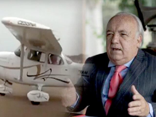 Aeropuerto de Pacasmayo se llamaría Julián Palacín, en honor a miembro del equipo de PL
