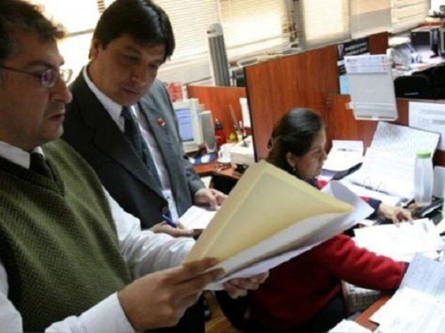Congreso aprobó por insistencia ley que prohíbe contratos de locación de servicios