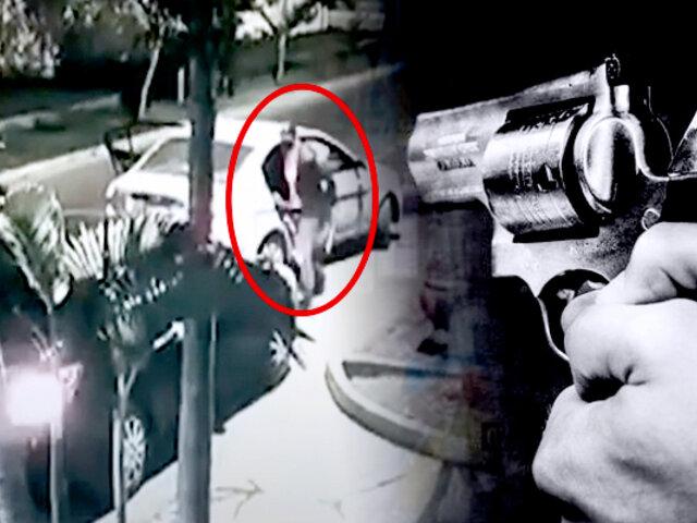 Inseguridad en Chorrillos: en un día se reportaron tres asaltos en la misma zona
