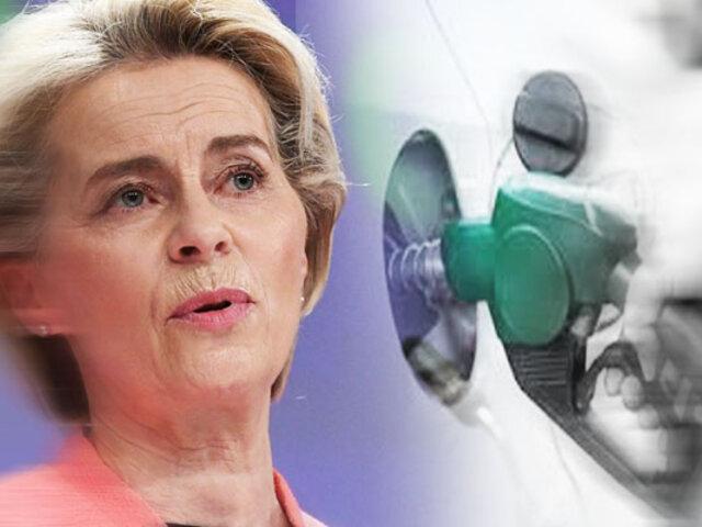 ¿Llegó el fin del diésel y la gasolina?: La UE prohibirá vender vehículos con motores de combustión