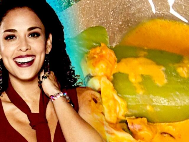 Cocina en D'Mañana: sepa cómo preparar una exquisita caigua rellena con mariscos