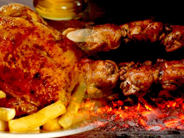 Este domingo celebramos el día del pollo a la brasa, uno de los platos más populares del país