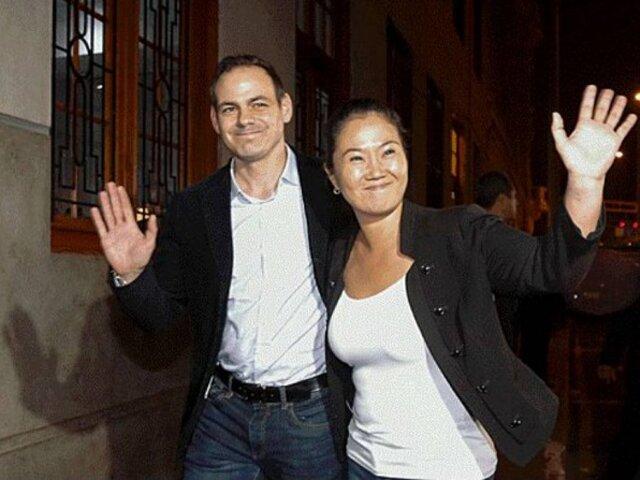 Caso Cócteles: defensa de Mark Vito interpuso nueva recusación contra juez Víctor Zúñiga