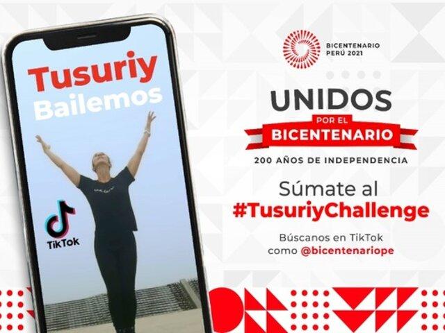 Tusuriy Challenge: conozca el nuevo reto por el Bicentenario del Perú