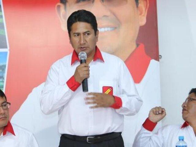 Perú Libre declaró repentino incremento de posesión de inmuebles valorizados en S/769,560