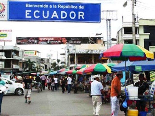 Tumbes en alerta por casos de variante Delta en Ecuador