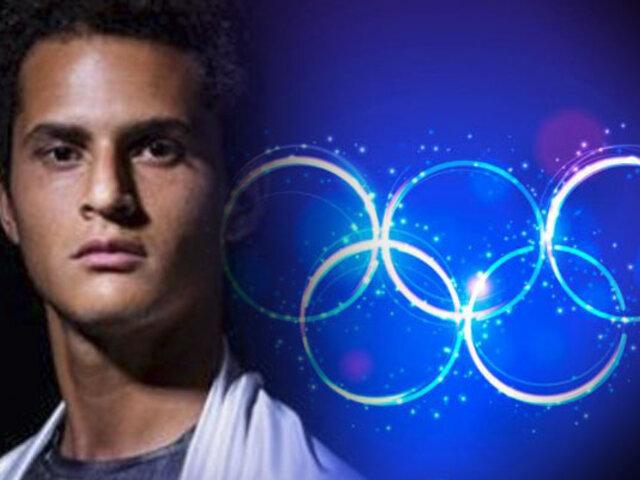 Juan Pablo Varillas clasificó a Juegos Olímpicos de Tokio