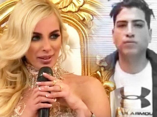 Dalia Durán en exclusiva en Porque Hoy es Sábado con Andrés