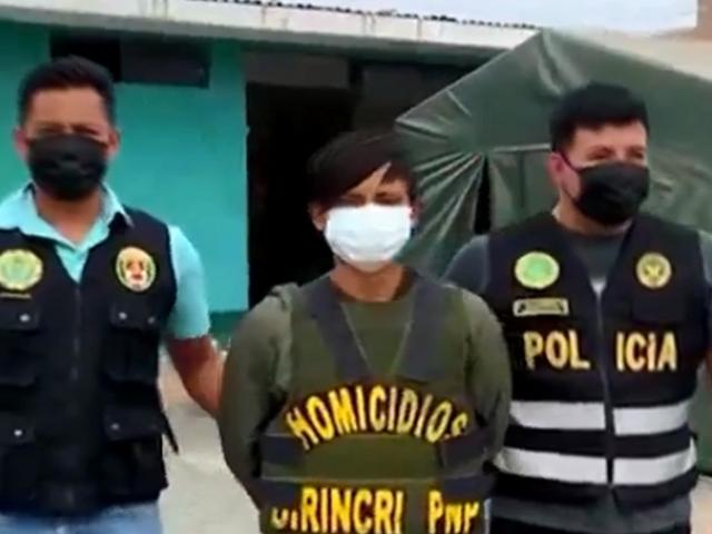 Identifican a cuatro implicados en el robo y asesinato de la misionera italiana en Chimbote
