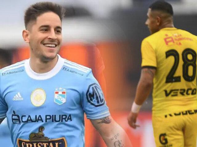 Sporting Cristal derrotó 4-2 a Cantolao en el inicio de la Fase 2