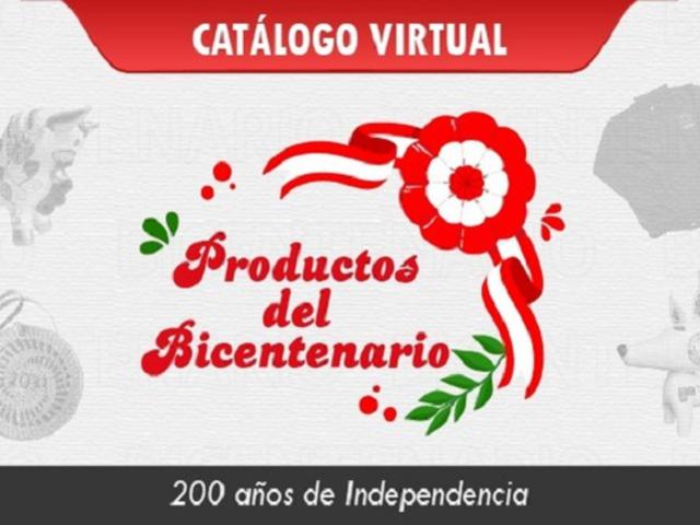 INPE lanza catálogo virtual con productos del Bicentenario