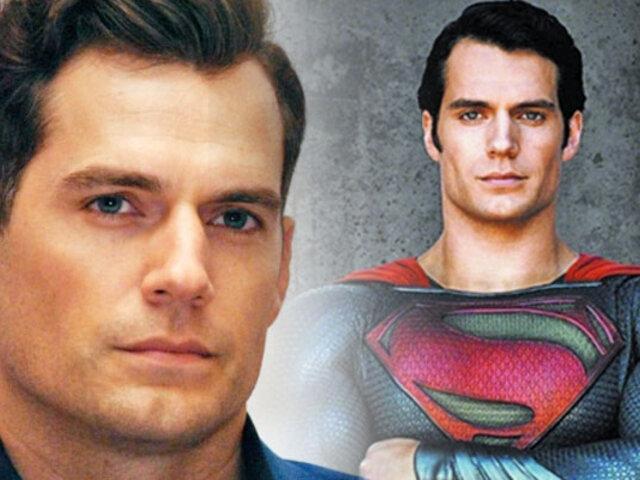 Henry Cavill interpretará por última vez a Superman