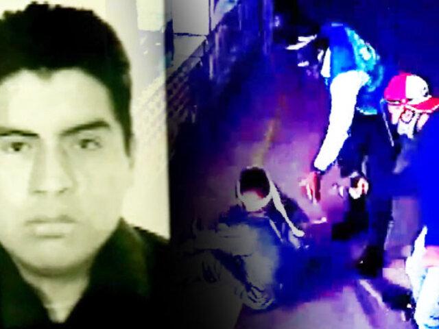 El escapista del hampa: fuga de reo condenado a 30 años de prisión por trata de personas