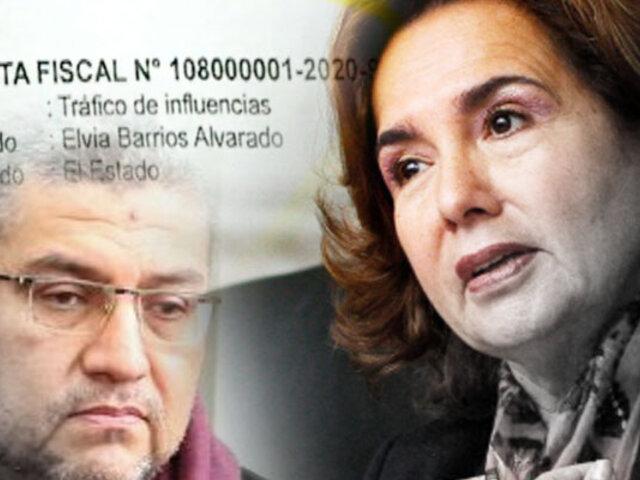¡Exclusivo! Presidenta del PJ habría pedido favor judicial a Walter Ríos por su hermano