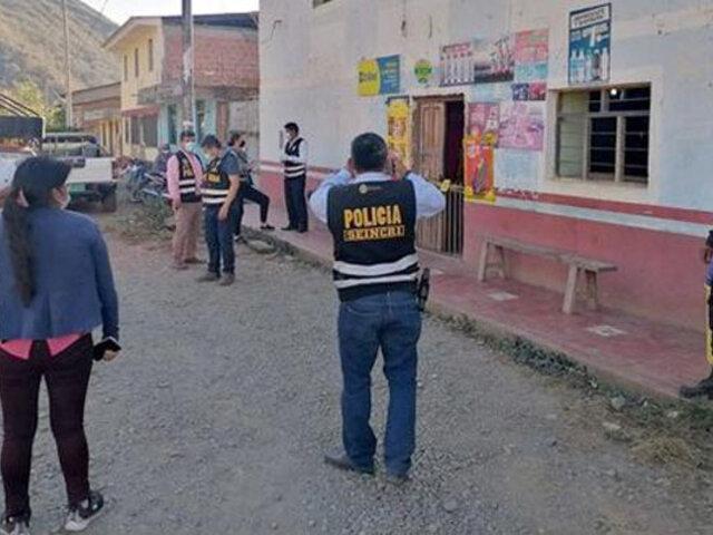 Cusco: capturan sujeto que habría degollado a alcalde durante asalto a su vivienda