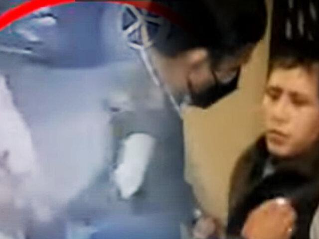 """Miraflores: Capturan a ladrón de celulares alias """"Chapulín"""""""