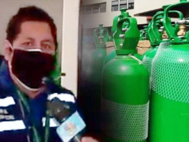 D´Mañana: así se puede recargar oxígeno medicinal gratuito en Lince