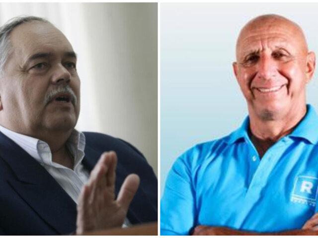 Congresistas electos Jorge Montoya y José Cueto son incluidos en investigación por sedición