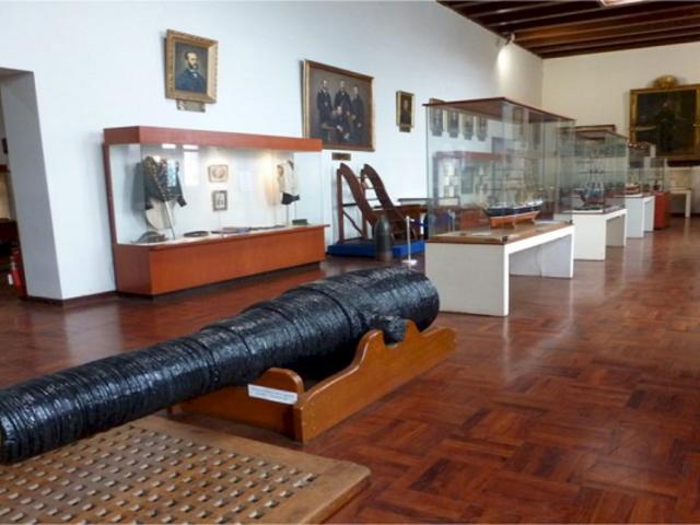 El Perú del Bicentenario: conozca las valiosas reliquias del Museo Naval del Callao