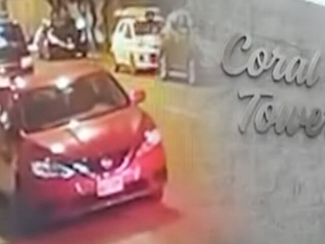 """Banda de """"La camioneta roja"""" está implicada en robos en Magdalena y Surco"""