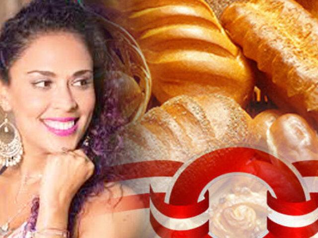 D´Mañana te trae los panes más ricos y alusivos al Bicentenario