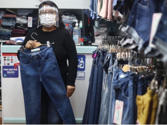 Comerciantes de Gamarra podrán vender sus productos en centro comercial de Chorrillos
