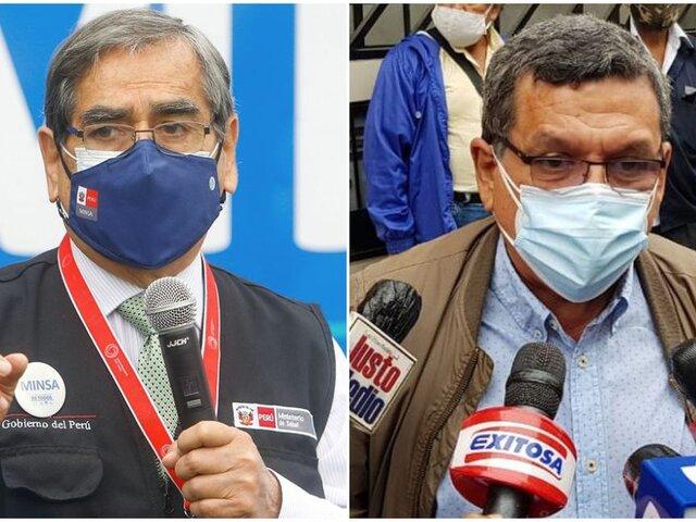 Ministro Ugarte a Cevallos: No necesitamos hacer demostraciones del trabajo realizado