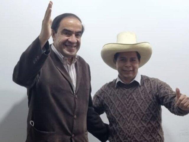 Lescano tras reunión con Castillo: Le dije que no se rodee con personas acusadas de corrupción