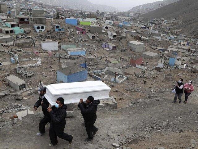 Perú: 47 muertos y 828 nuevos casos confirmados de coronavirus en las últimas 24 horas