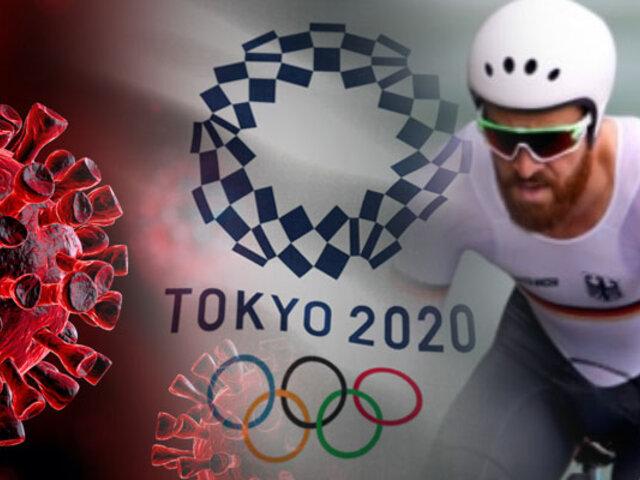 Tokio 2020: Suman 127 casos positivos de COVID-19 relacionados a los Juegos Olímpicos