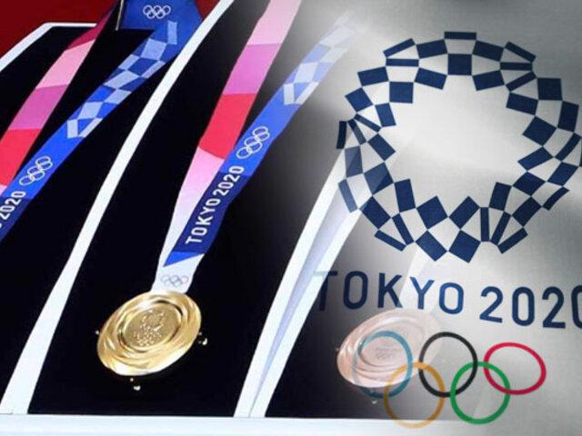 Tokio 2020: China lidera el medallero olímpico