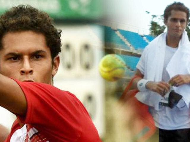Tokio 2020: tenista peruano Juan Pablo Varillas se despidió de Juegos Olímpicos