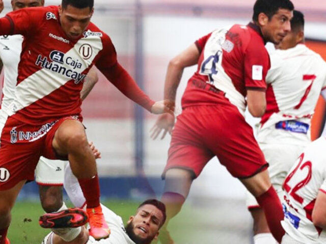 Universitario se impuso por 1-0 sobre UTC en la segunda jornada de la Fase 2