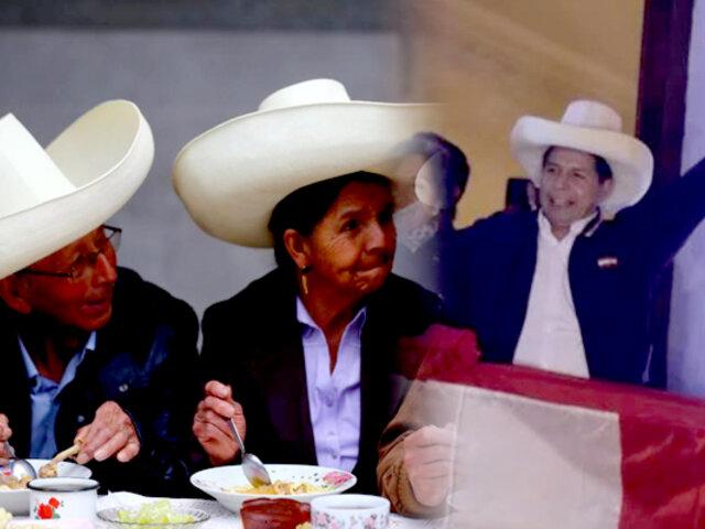 Asunción de mando: familia de Castillo viaja a Lima para ceremonia