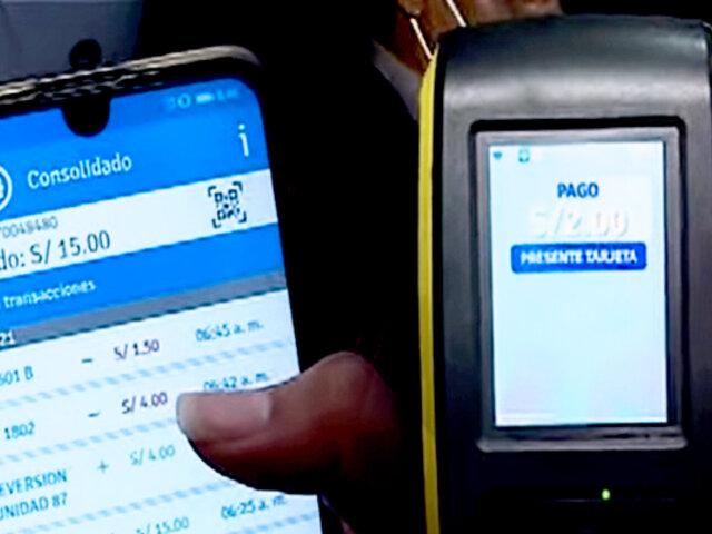 Tarjeta del Bicentenario: buses de Lima y Callao cobrarán pasaje con tarjeta electrónica