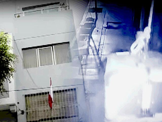 Cercado: delincuentes usan soga para robar en negocio de venta de cosméticos