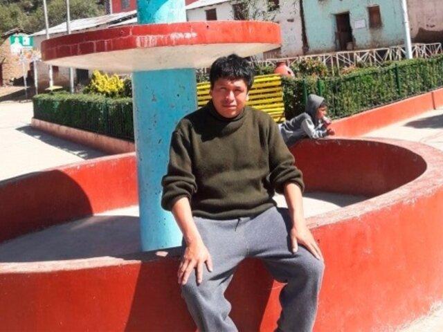 Ayacucho: dictan 9 meses de prisión preventiva contra sujeto que fue grabado golpeando a su pareja