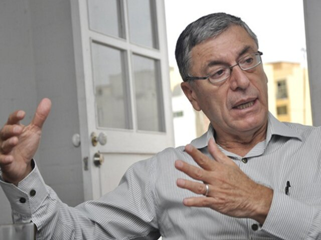 Wilson Barrantes negó ser brazo político de Sendero Luminoso