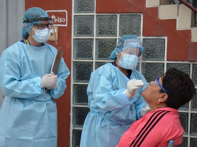 Perú: 50 muertos y 291 nuevos casos confirmados de coronavirus en las últimas 24 horas