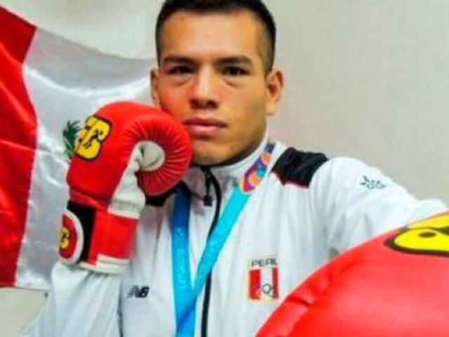 Peruanos en Tokio 2020: boxeador José María Lúcar debuta este lunes en los Juegos Olímpicos