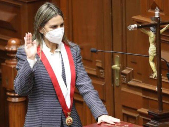 García Toma sobre Alva Prieto: No es una improvisada, sabe como desplazarse en la política peruana
