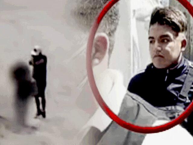 """Peligroso alias """"Daztan"""" fue capturado por intentar asesinar a joven cantante"""