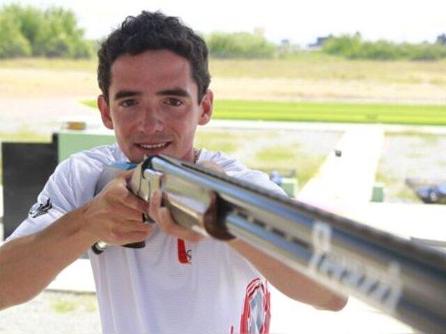 Alessandro de Souza: crédito peruano en tiro competirá este martes en Tokio 2020