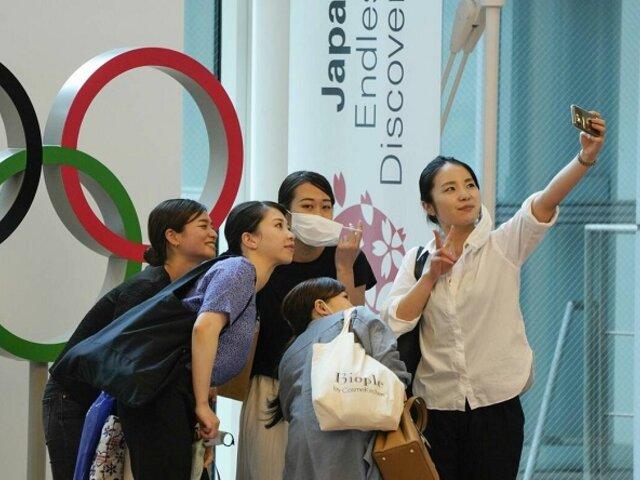 Tokio supera récord de contagios diarios en medio de los Juegos Olímpicos