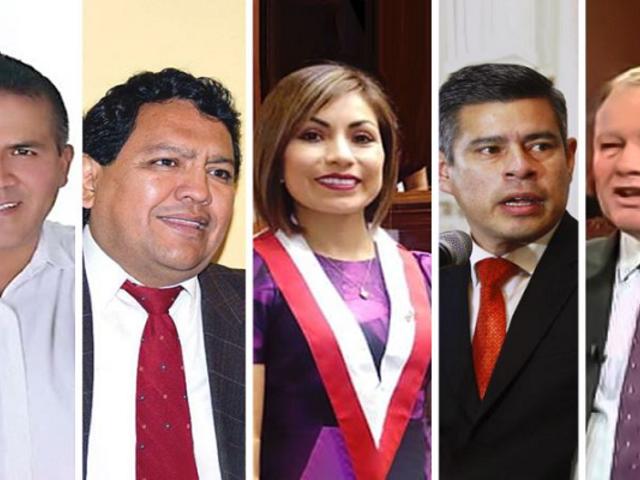 Parlamento Andino: parlamentarios peruanos prestaron juramento
