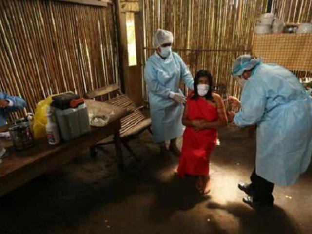 """Minsa declara el 7 de febrero como """"Día de la vacunación contra la COVID-19 en el Perú"""""""