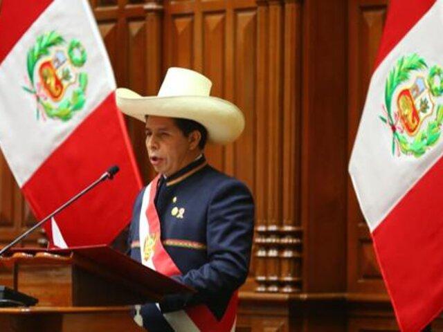 Pedro Castillo anunció creación de Ministerio de Ciencia, Tecnología e Innovación