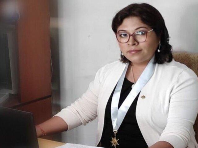 """Congresista Chávez calificó de """"burla"""" que no se haya permitido ingreso de Sagasti al Congreso"""