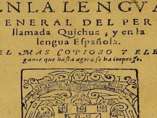 El Quechua: una lengua originaria que comienza a ser revalorada